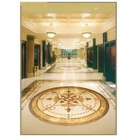 Inlay Floor Medallion