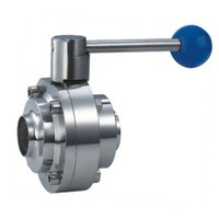 Butterfly Type Ball Valves