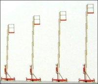 Push Around Vertical Mast Lift