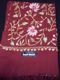 Embroidery Kadai Shawls