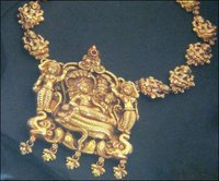 Gold Antique Pendant