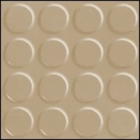 Beige Rubber Floorings