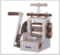 Roll Press Machine With Bearing Type