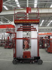 Double Mast Aerial Work Lifts