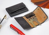 Leather Key Wallets