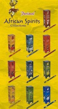 African Spirits Collection Incense Sticks