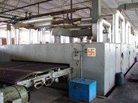 Second Hand Zimmer Make Rotary Printing Machine