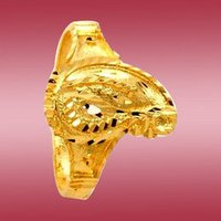 Womens Gold Plated Rings