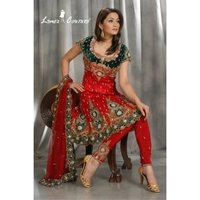 Fully Embroidered Ladies Suits
