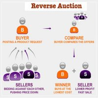 Reverse Auction Services