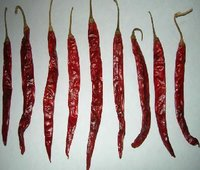 Extra Long Dry Red Chilli