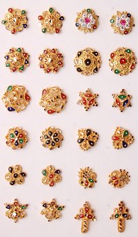 Handcrafted Nose Pins