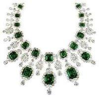 Heavy Diamond Necklace