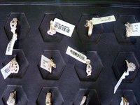 Imitation American Diamond Rings