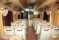 Luxury Air Conditioned Bus Body Part