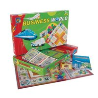 Business Word Toys