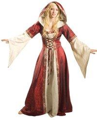 Ladies Designed Polyester Dress