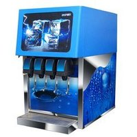 Soda Machine - 4 Valves