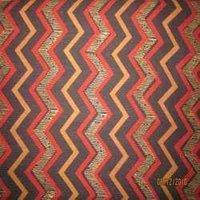 Zig Zag Bagru Kalamkari Print Fabrics