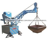 Winch Machine for Construction