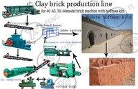 Automatic Brick Making Line