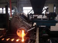 Pouring System Of Molding Machines