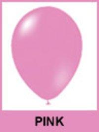 Designer Pink Color Balloons