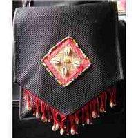Black Jute Fancy Bags