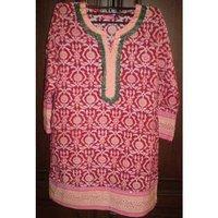 Designer Indian Cotton Tunic