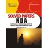 N.D.A. Solved Paper Book