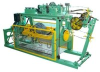 High Speed Barbed Wire Making Machinery