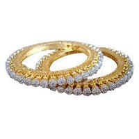 Diamond Kada Bracelets