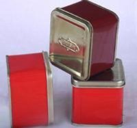 Flavour Tin Container