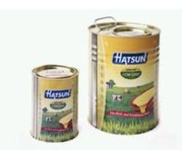 Ghee/Food Supplement Tins Container