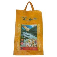 PP Printed Rice Packaging Bags
