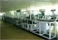 Battery Production Equipments and Machinery