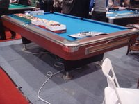 Imported American Pool Tables (Gold Crown)