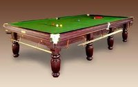 Indian Snooker Tables