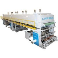 Lacquering Coating And Lamination Machine