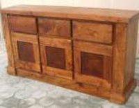 Thick Range Wooden Table