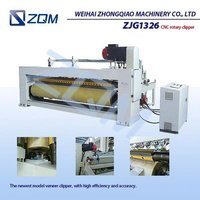 Plywood Cnc Veneer Rotary Clipper (Zjg1326)