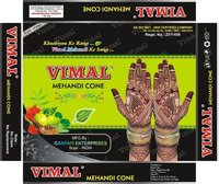 Golden Vimal Mehndi Powder