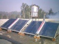 Water Solar Heater
