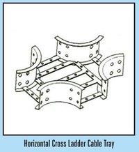 Horizontal Cross Cable Tray