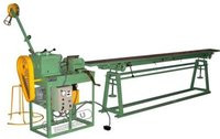 High Speed Chain Link Fence Making Machine