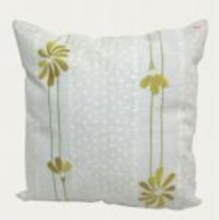 Floral Embroidered Cushion Covers