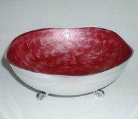 Aluminium Fruit Bowl