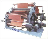 Bearing Mounted Oblique Type Corrugation Machine