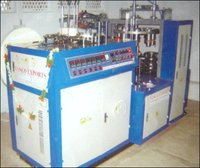 Paper Cup/Plate/Carry Bag Making Machine
