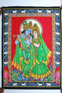 Cotton Paintings